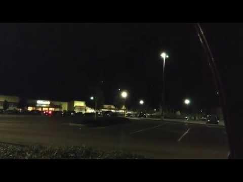 Traffic Observation: Walmart Parking Lot 8:20PM; Lacey, Washington