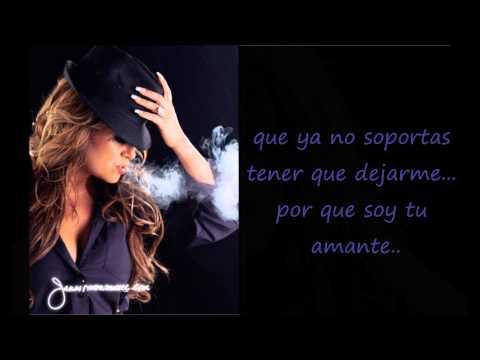 Jenni Rivera - A que no le cuentas (con letra) Joyas prestadas (vesion banda)