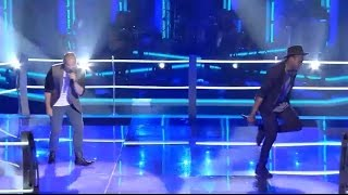"David Peris vs. Bandile: ""Like I Can"" – Las Batallas - La Voz 2016"