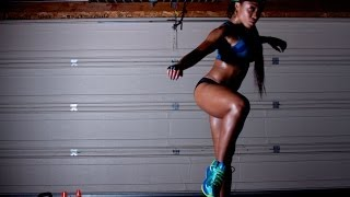 Lower Body Sculpting and Booty Lifting Workout with @KeairaLaShae