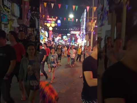 Pattaya walking street 2018