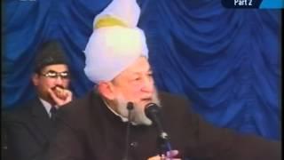 Question and Answer Session (29 Jan 1995, p2) with Hadhrat Mirza Tahir Ahmad ~ Islam Ahmadiyya