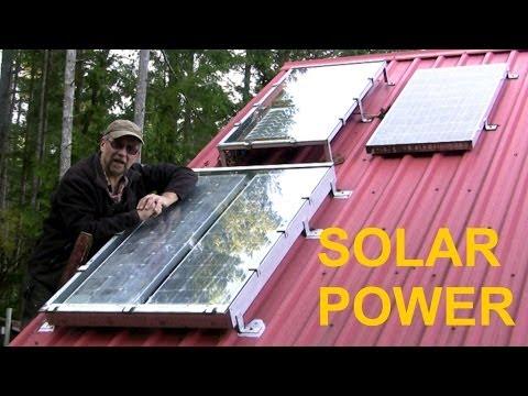Solar Power On A Budget