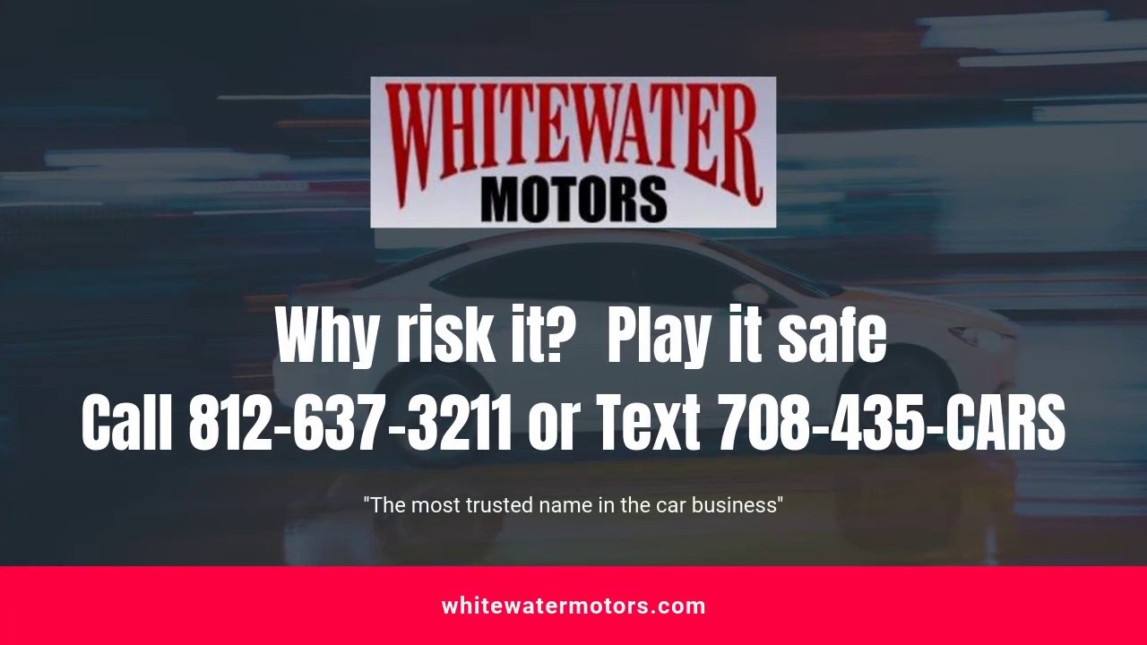 Whitewater Motors - Play It Safe