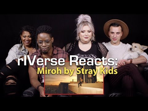 RIVerse Reacts: Miroh By Stray Kids - M/V Reaction