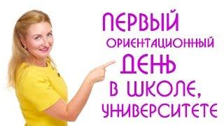 Первый день учебы в школе, университете за границей. Ориентационный день | Образовательный Эксперт