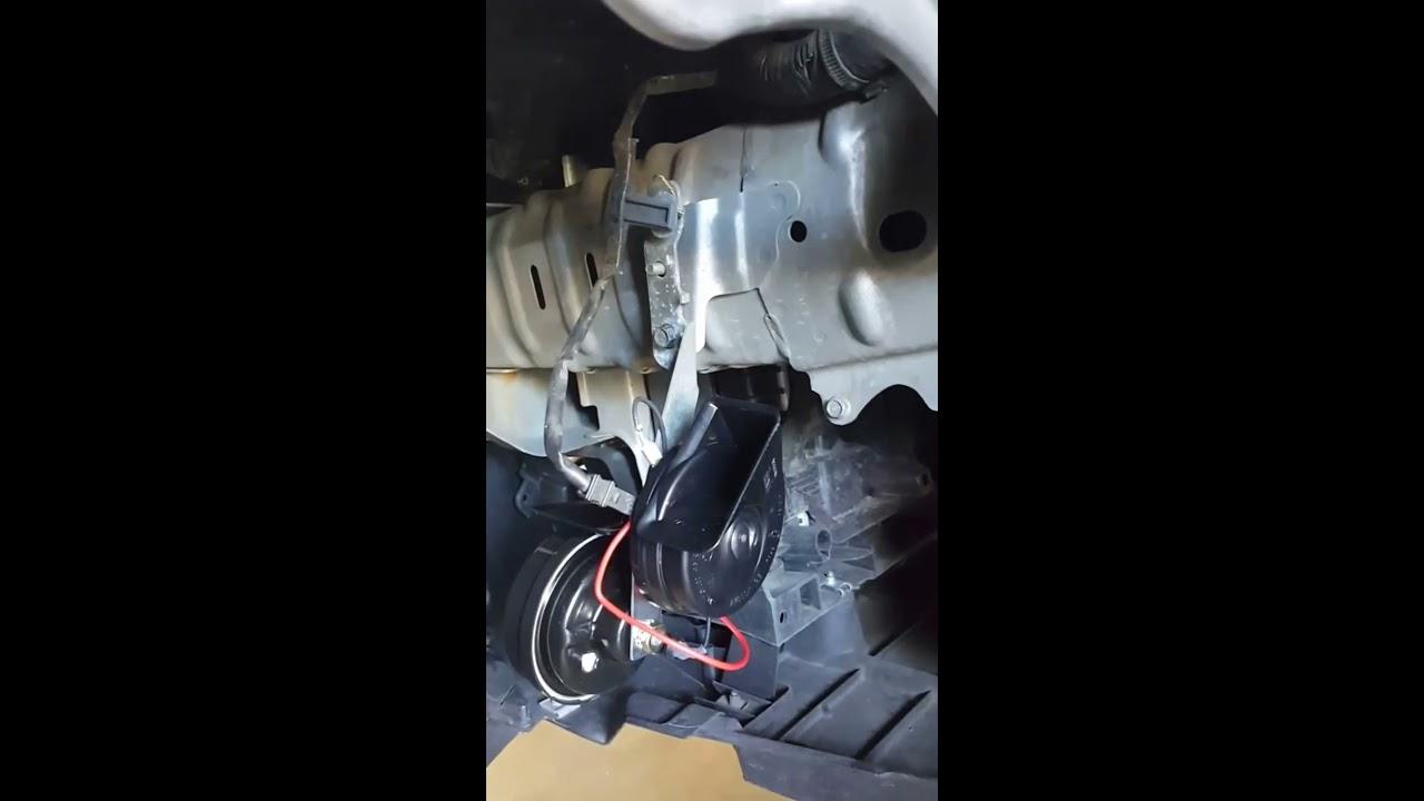Horn Repair 2011 Mazda 3 Upgrade Youtube 6 Fuse Box Problems