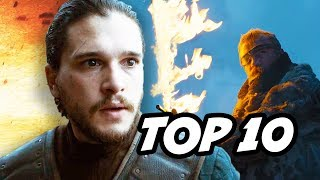 Game Of Thrones Season 7 Episode 5 - TOP 10 Q&A