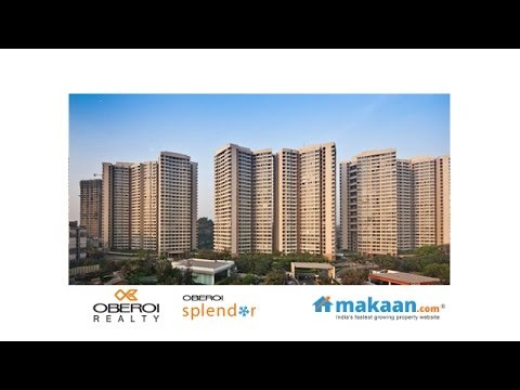 Oberoi Splendor by Oberoi Realty Limited in Andheri East, Mumbai,  Residential Apartments: Makaan com