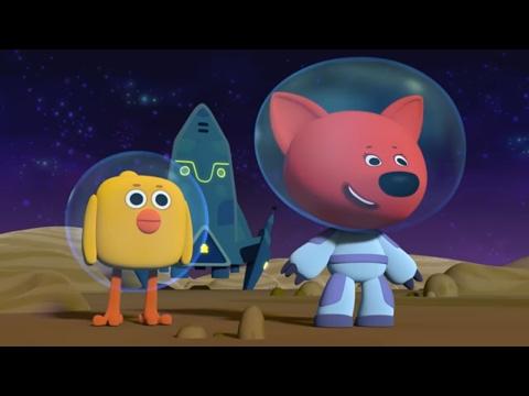 Мультфильм лунные приключения
