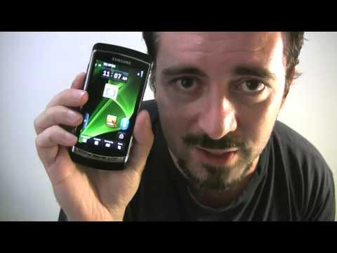 Samsung HD Omnia Vs iPhone - Review