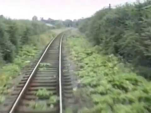 A Trip Along the former Ashby & Nuneaton Joint Line by Railcar