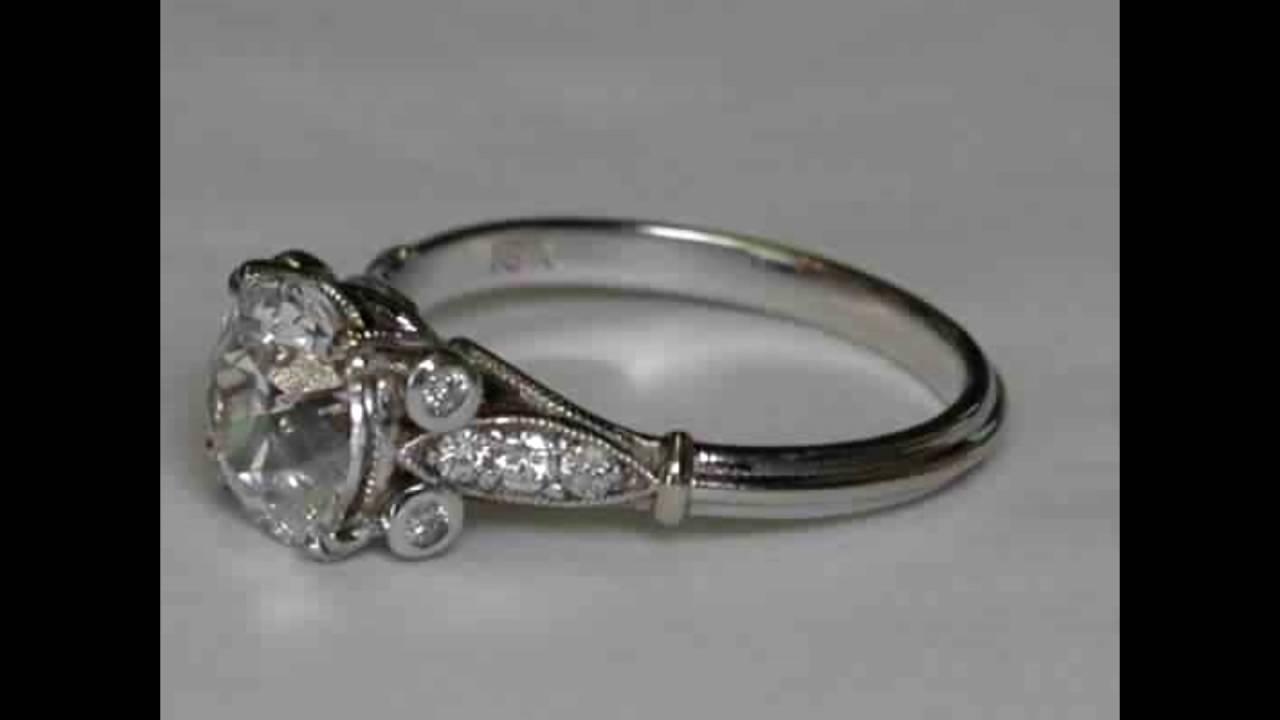 Bezel Set Engagement Rings  A Neverending Story