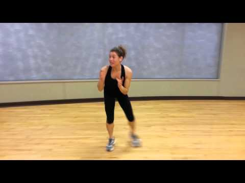 EveryBody Fitness-Basketball Inspired Cardio Move