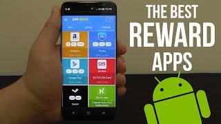 Beste Beloning Apps voor Android-2017 - Verdienen Gift Cards & Cash