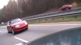 S14 240SX KA-T  vs. Toyota Supra T67