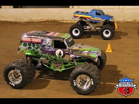 2016 Winter Classic Sport Mod Penda Straight Line Drags - Dec. 4, 2016 - Trigger King R/C MTs
