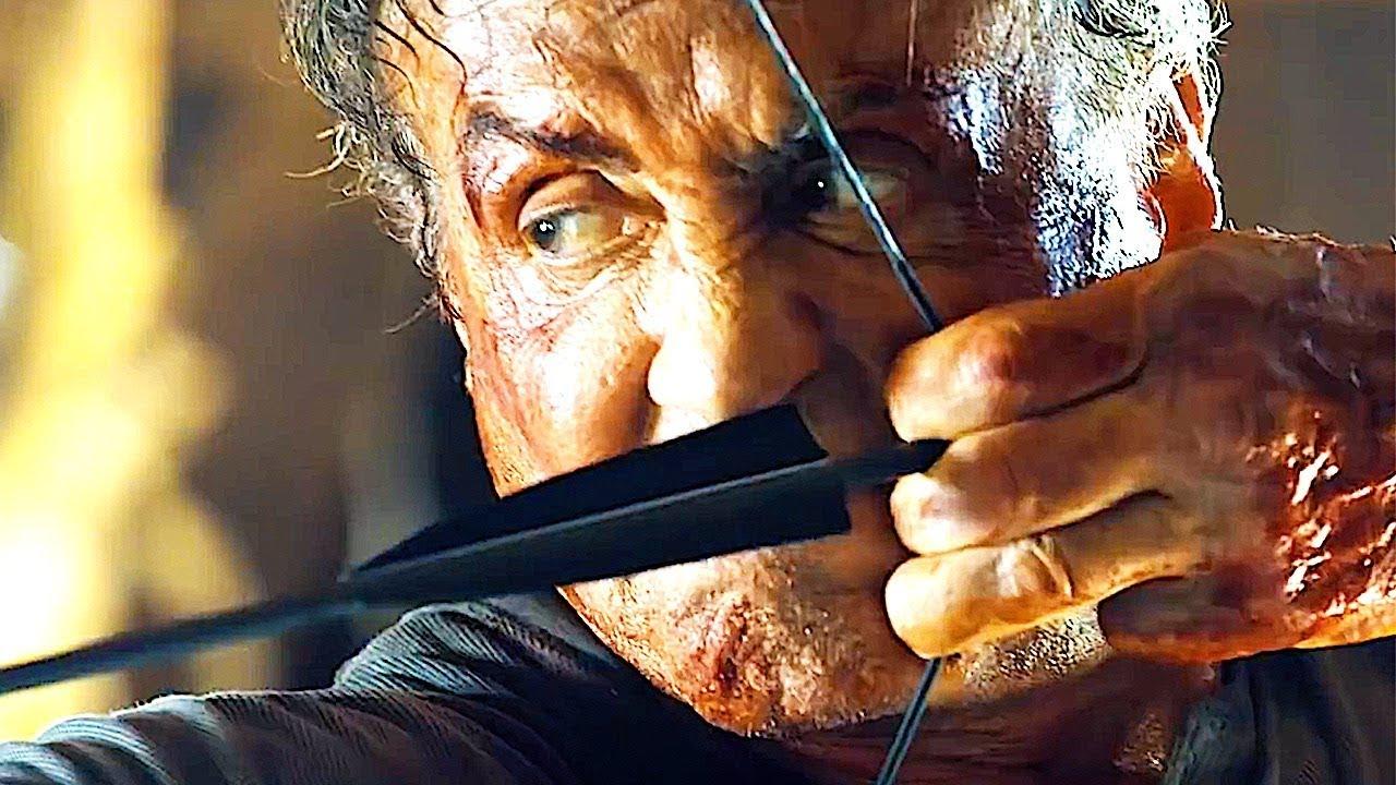 Download RAMBO: LAST BLOOD International Trailer (2019) New Footage
