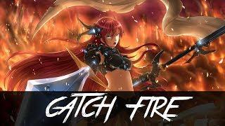 「AMV」Anime Mix- Catch Fire