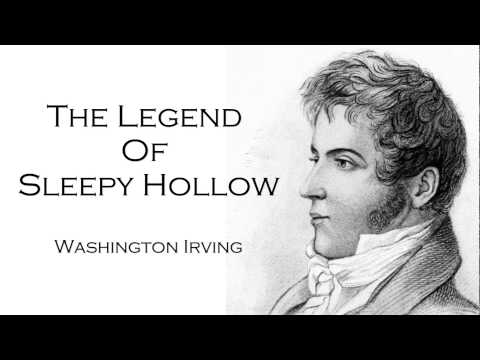 Washington Irving | The Legend of Sleepy Hollow Audiobook + PDF