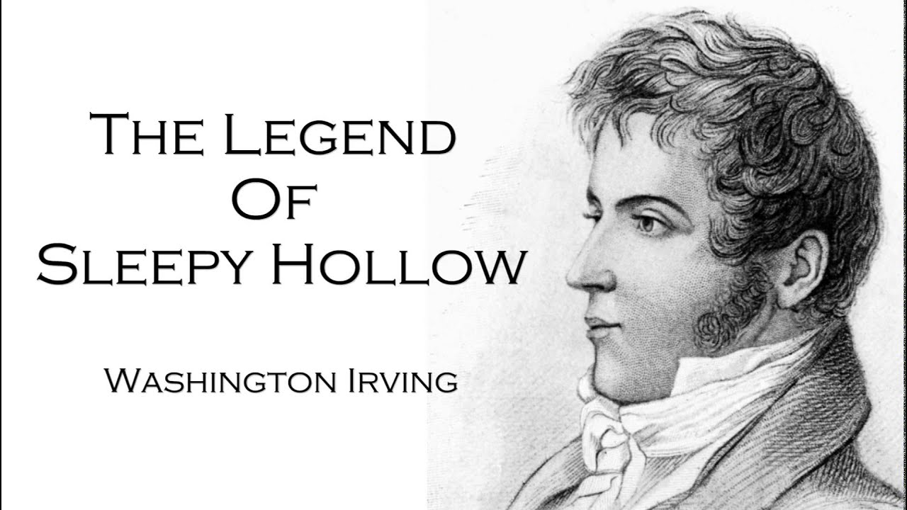 Washington Irving The Legend Of Sleepy Hollow Audiobook Pdf