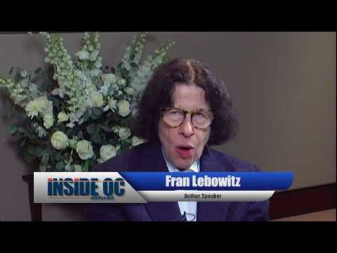 Inside OC with Rick Reiff - Fran and Fashion