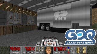 SGDQ 2019 - Final Doom: TNT Evilution Speedrun by KingDime