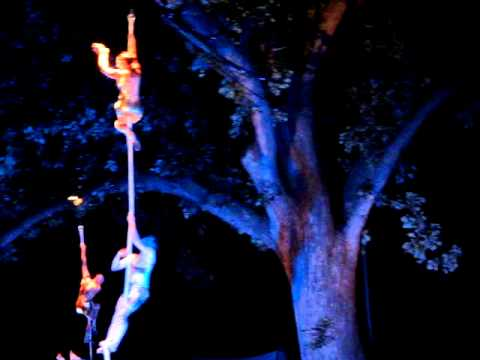 Cycropias Performance At Orton Park >> Cycropia Aerial Dance Orton Park Festival 2011 Youtube