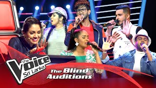 මේ සති අන්තයේ The Voice Sri Lanka | සති අග රාත්රී 08.30 ට Thumbnail