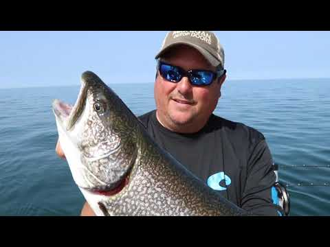 Ludington Laker Fishing, Trout Fishing, ATV Food Plots; Michigan Out Of Doors TV # 1930