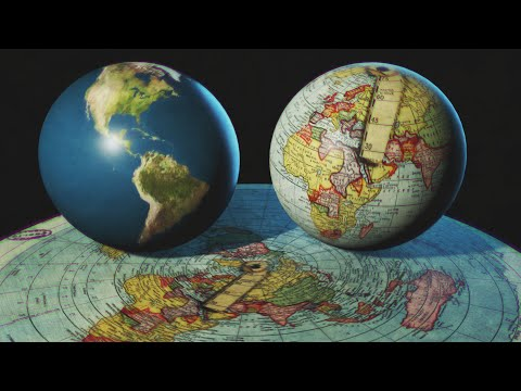 How To Fix Flat Earth Map In Blender? thumbnail