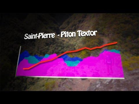 Le parcours du Grand Raid 2016- 1/5 : de Saint-Pierre au Piton Textor