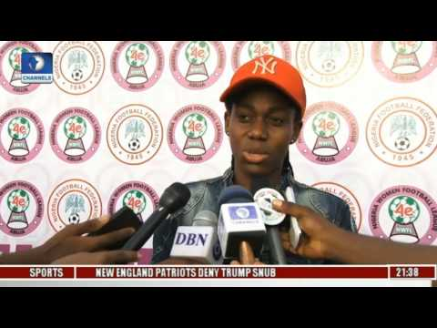 Sports Tonight: Analysing NWFL Fixtures, Developing Women Football In Nigeria Pt.1