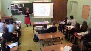 Открытый урок «Русский символизм».MTS