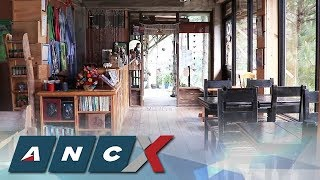 A cafe made of scraps is one of Sagada's top spots | ANC-X