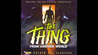 The Thing From Another World | Soundtrack Suite (Dimitri Tiomkin)
