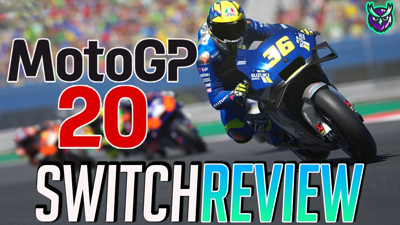 Motogp 20 Review Switch S Best Racing Sim Switchwatch