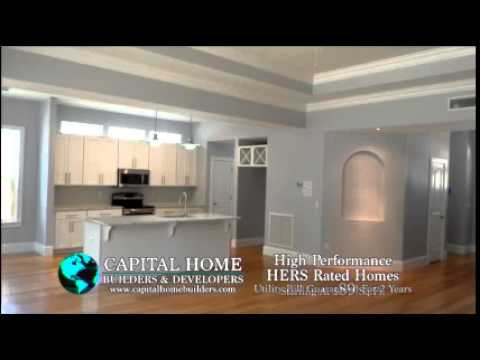 Capital Home Builders - High Performance Homes