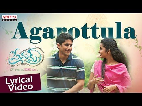 Agarothula Full Song with Lyrics | Premam Songs | Naga Chaitanya, Shruthi Hassan, Anupama, Madonna
