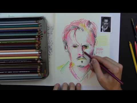 Celebrity Fan Art Made Easy (Tricks and Secrets!) (How To!)