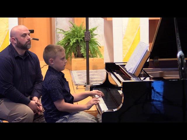 L.Beethoven, Sonata in G, Moderato