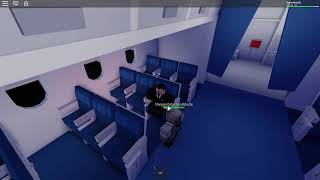 Roblox-Lets Spiel-Flugzeug