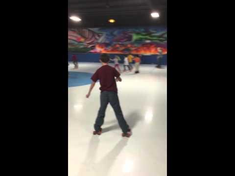 First time skating at skater choice