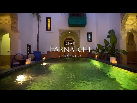 Riad Farnatchi, Luxury Hotel - Marrakech