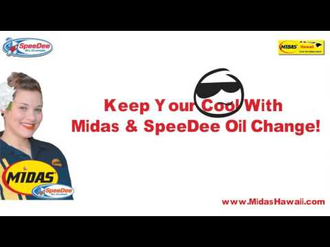 Air Conditioning Video - Midas Hawaii Auto Repair & Service - Honolulu, Hawaii