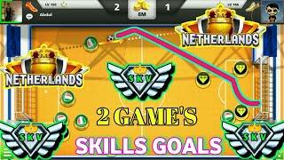 NETHERLANDS 2 GAME