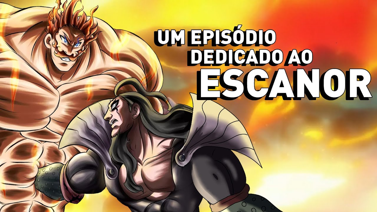 ESCANOR MERECIA ISSO ?  /ANALISE NANATSU NO TAIZAI EPISODIO 18 !