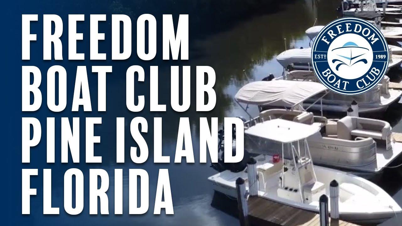 Freedom Boat Club Pine Island, FL