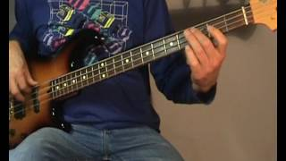 Elvis Presley - His Latest Flame - Bass Cover
