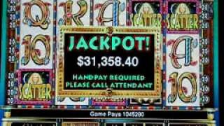 IGT - Cleopatra II (Scatter Pay Jackpot)